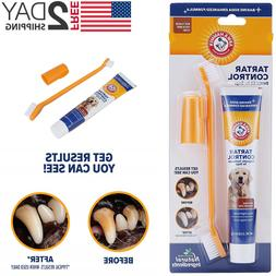 dental care tartar control kit for dogs