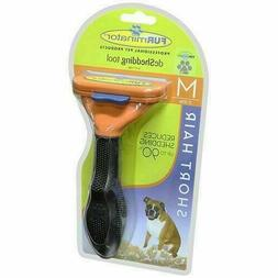 FURminator deShedding Tool for short  Hair Dogs Medium 21-50