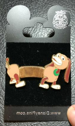 Disney New Slinky Dog From TOY STORY Pin New on Card Trading