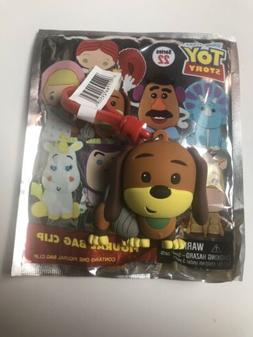 Disney Toy Story 3D Figural Bag Clip/Keyring key chain Serie