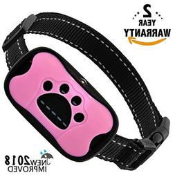 Dog Bark Collar 2018 Upgrade - Humane Automatic & Hands Free