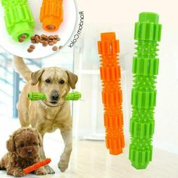 Dog Chew Toy For Aggressive Chewers Treat Dispensing Rubber
