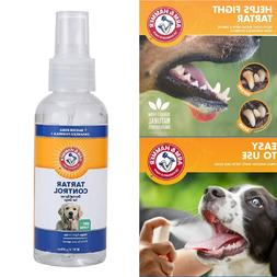 Dog Dental Care Spray Tartar Control Water Additive for Dogs