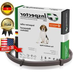 Dog Flea & Worm Collar for Dogs & Puppies - Flea Control and