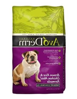 Avoderm Natural Adult Dog Lite, Dry 4.4 LB