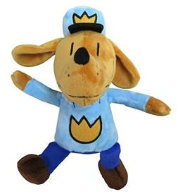 MerryMakers Dog Man Plush Toy, 9.5-Inch 1810