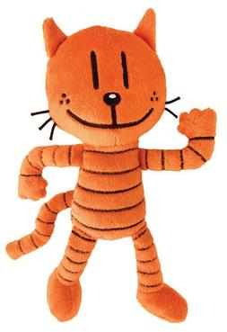 Merrymakers Dog Man's Petey Cat Plush Doll