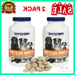 Dog Multi Vitamins For All Life Stages Health Care Chewable