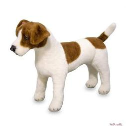 Dog Stuffed Animals For Kids Giant Jack Russell Terrier Life
