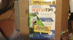 Pet Action Plus for dogs, 5-22 lbs, same ingredients as Fron