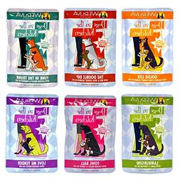 Weruva Dogs in the Kitchen Grain Free Wet Dog Food Variety P