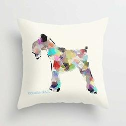 Dogs Throw Pillow Covers 20 X 20 Inches / 50 By 50 Cm For Ho