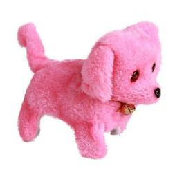 Electronic Dog Toy Children Kids Plush Walking Barking Gift