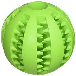 EVERFRIEND Interactive Soft Rubber Dog Toy - Ball for Dogs,