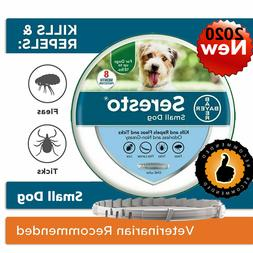 flea and tick collar for small dogs