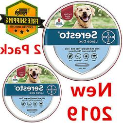Bayer Seresto flea and tick collar Special for large dogs Ov