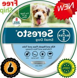 Seresto Flea collar and Tick Collar for Small Dogs Up to 18