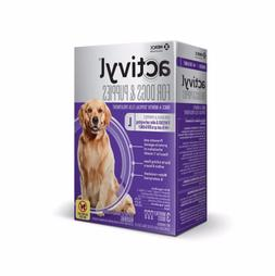 Activyl Flea Treatment for Large Dogs & Puppies