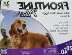 Frontline 011-66003 FRONTLINE Plus Dog 6 month supply / Size