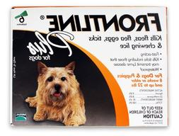 Frontline Plus for Dogs Small Dog  Flea and Tick Treatment,