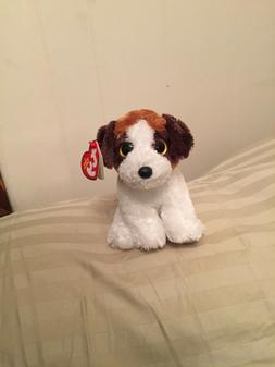 GIFT this TY Yodel  Plush Stuffed Puppy, New Condition