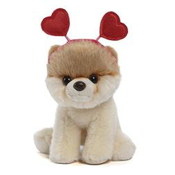 "Gund Valentine Itty Bitty Boo ""World's Cutest Dog"" Plush Stu"