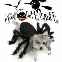 Halloween Spider Pet Costume Cool Cosplay Clothes for Cat Do