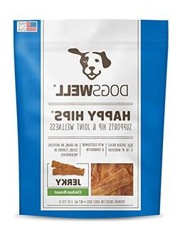 Dogswell Happy Hips Jerky chicken Breast , 4 oz