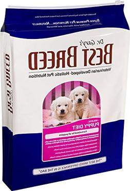 Best Breed Holistic Puppy Diet Dry Dog Food 15 lb