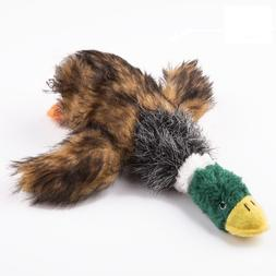 Hot Sale <font><b>Dog</b></font> Toy Squeaking Duck <font><b