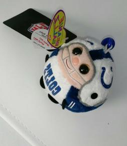 Indianapolis Colts TY Beanie Ballz NFL Key Clip, NFL Colts N