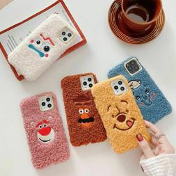 For iPhone 11 Pro Max XS XR 7 8+ Cute Disney Toy Story Carto