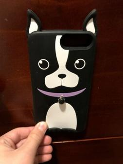For iPhone 8+ Cute Dog/ Puppy Phone Case For iPhone 8+