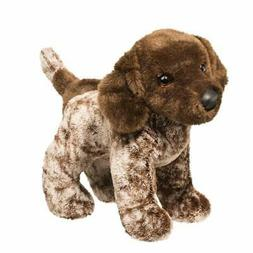 "Douglas Ivan GERMAN SHORTHAIRED POINTER 10"" Plush Dog Stuffe"