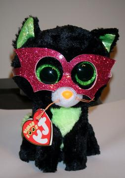 Ty Beanie Boos Jinxy - Black Cat