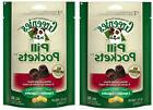 GREENIES PILL POCKETS FOR DOGS 7.9OZ CAPSULE HICKORY SMOKE