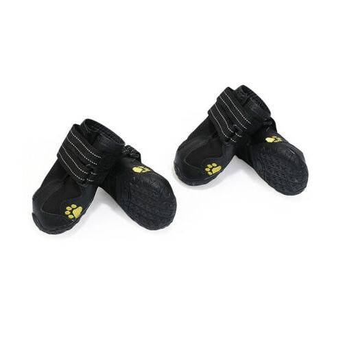 Reflective Shoes Large Waterproof Anti-slip Rubber