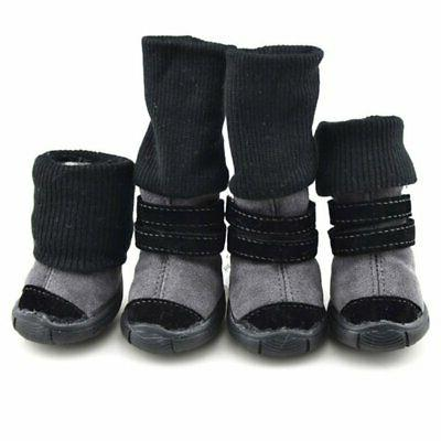 Shoes Mesh Winter Booties US