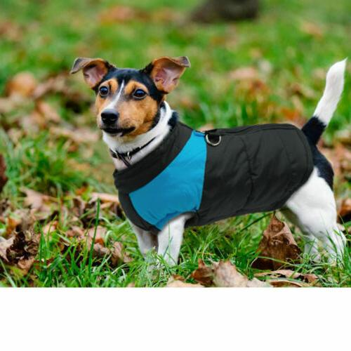 5XL Winter Padded Dog Clothes Pet for Dog