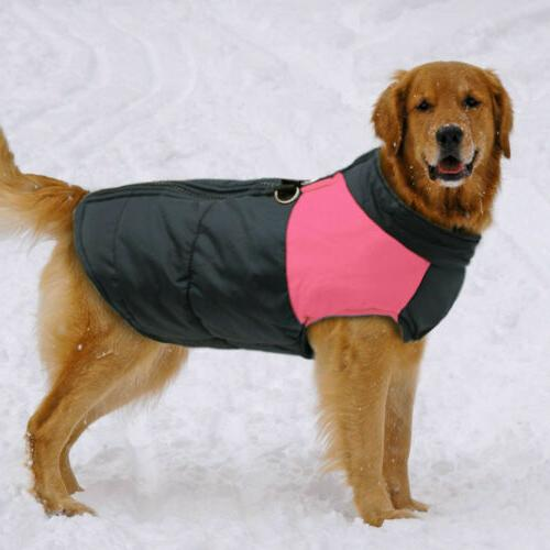 5XL Padded Clothes Pet for