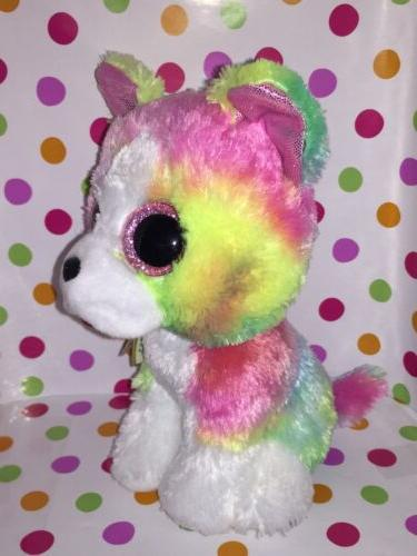 "6"" Size Ty Beanie Boo Dog Claire's"