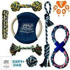 7 Pack Dog Toys Set Chew Rope Toy for Puppy And Small Breed