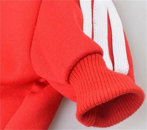 Winter Casual Dog Clothes Coat Jacket Dogs