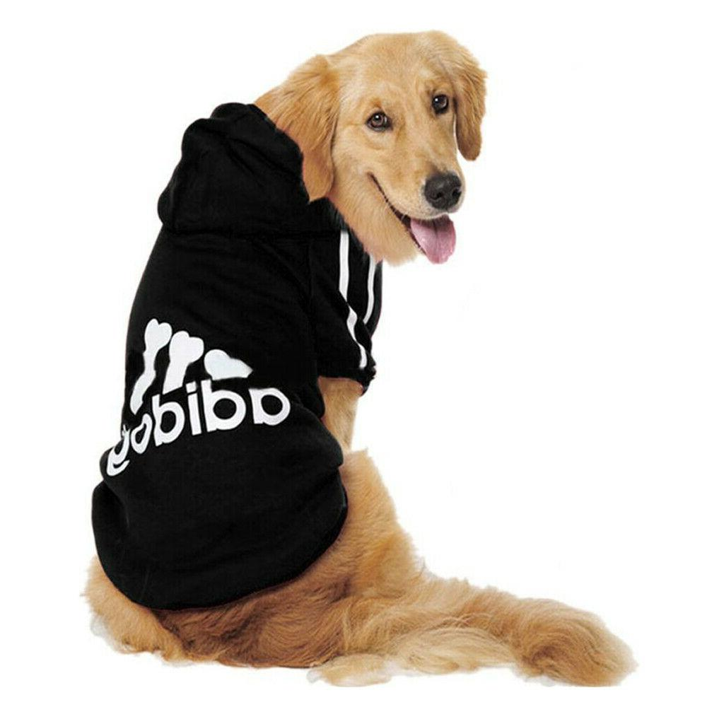 Adidog Dog Cat Coat Sweater