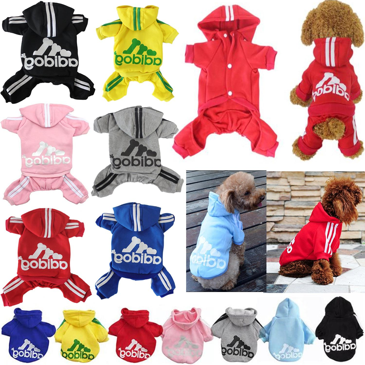 adidog pet clothes for dog cat puppy
