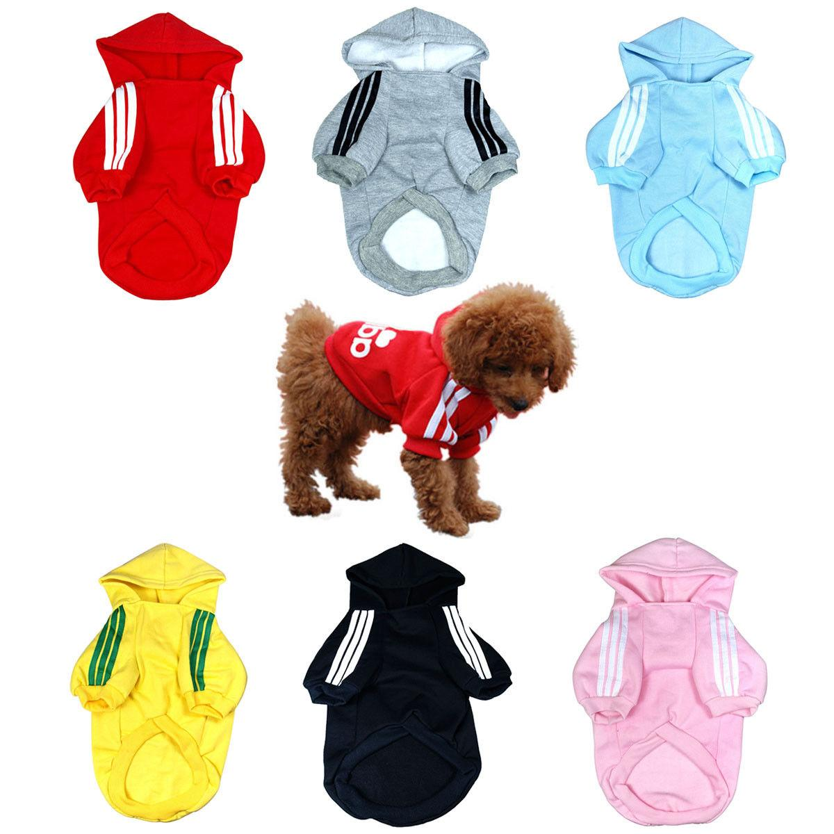 Adidog Puppy Hoodie Sweater Pullover Sweatshirt Warm Clothin