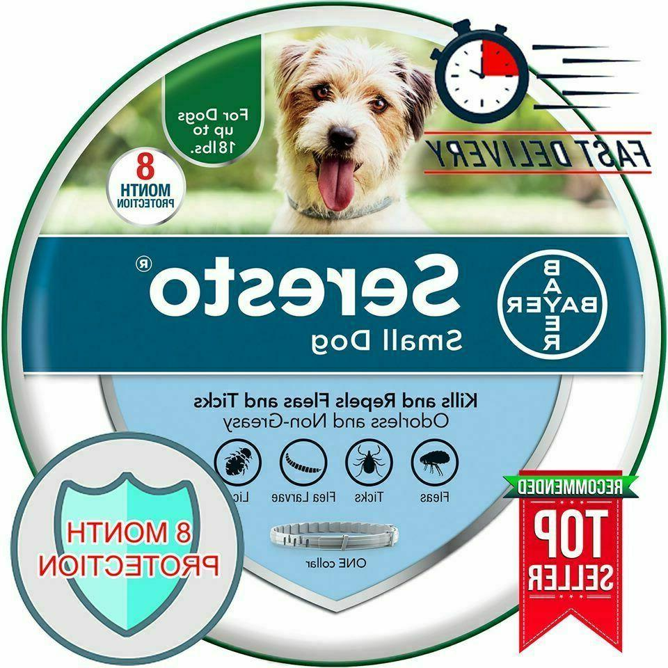 animal flea and tick collar for small