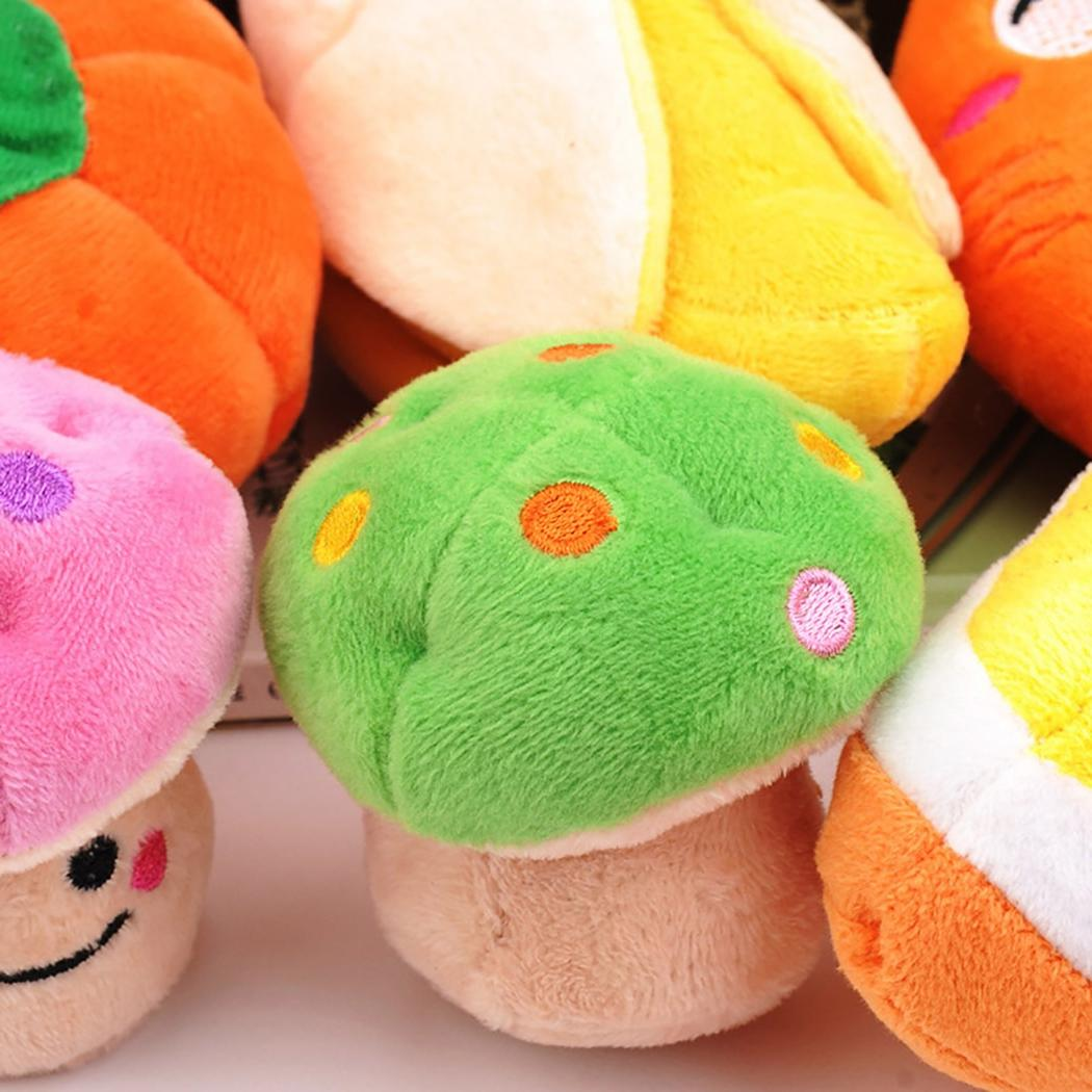 Animals Stuffed Pet Cute Plush Puzzle Squeaky <font><b>Toy</b></font>