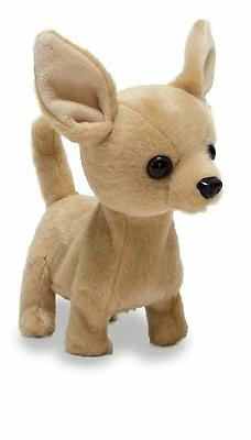 animated plush toy dog lola the chihuahua