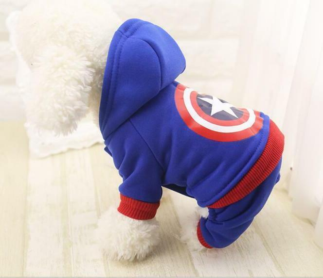 Autumn Clothes Dog for Small Dogs Dog Pet Supplies